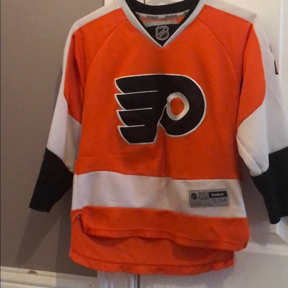classic fit 9d5ac a6f07 Philadelphia Flyers James Van Riemsdyk number 21